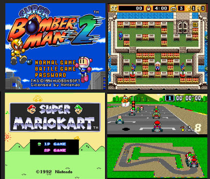 download snes roms